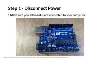 ARDuino STEM Circuit Switch Activity + Challenge!