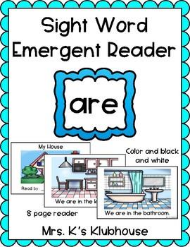 ARE Emergent Reader