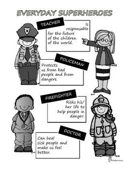 ARE YOU A SUPERHERO?