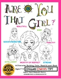 ARE YOU THAT GIRL? - Character Building & Self -Development