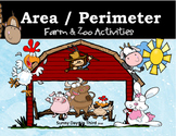 AREA AND PERIMETER  PROJECTS/ ACTIVITIES / WORKSHEETS & TA