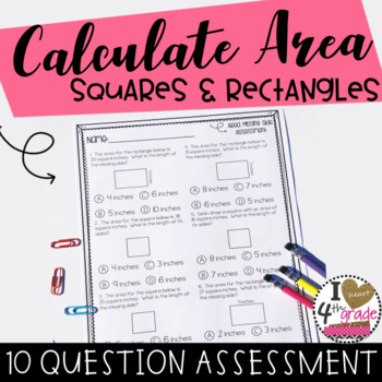 AREA ASSESSMENT
