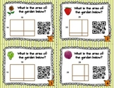 AREA MODELS: How Does Your Garden Grow? - Interactive Digital Activity - iPad/PC