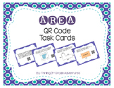 AREA QR Code Task Cards
