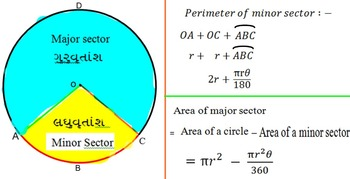 AREA RELATED TO CIRCLE 56 PAGES