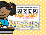 AREA TASK CARDS WITH QR READERS TEK 4.5D & CC 4. MD. A. 3