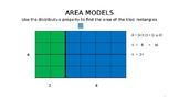 AREA TEKS 3.6D and 3.6E
