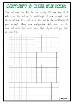 AREA- Workbook