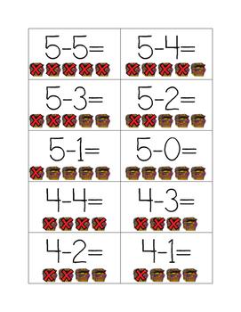 ARGH!!! Subtraction game (basic subtraction)