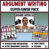 Argument Writing Super-Saver Bundle