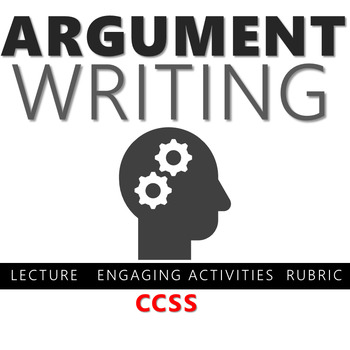 ARGUMENT WRITING WITH DIGITAL EXERCISES