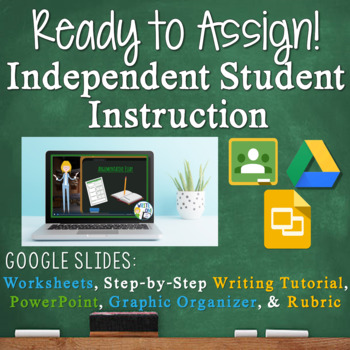 Argumentative Writing Lesson / Prompt – with Digital Resource – Extended School