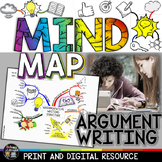 ARGUMENTATIVE WRITING ACTIVITY: MIND MAPS, TEACHER NOTES, AND ESSAY OUTLINE