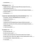 ARGUMENTATIVE WRITING RUBRIC & PEER EDITING CHECKLIST FORM
