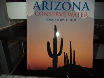 ARIZONA CONSERVE WATER    ISBN 1 888631 49 X