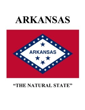ARKANSAS FACTS UNIT (GRADES 3 - 5)