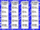 Test Taking Strategies Posters and Bookmarks