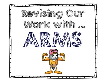 ARMS Anchor Chart and Checklist