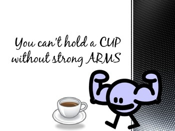 ARMS & CUPS Powerpoint