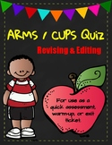 ARMS / CUPS Quiz