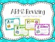 ARMS Revising Poster Set & Student Checklist