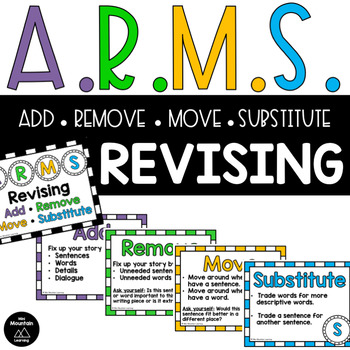 ARMS Revising Posters