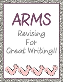 ARMS: Revising for Great Writing!!