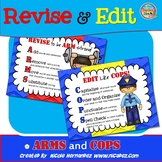 Writer's Workshop - REVISING and EDITING with ARMS and COPS
