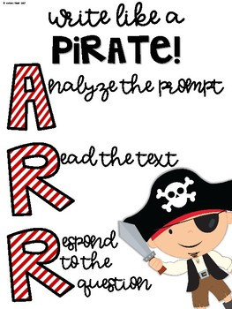 ARR! Write like a Pirate!