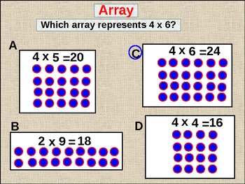 Array Practice (animated)