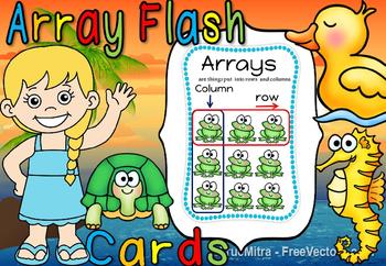 ARRAY FLASH CARDS