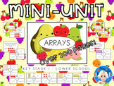 ARRAY MINI-UNIT FOR BEGINNERS WITH INTERACTIVE ACTIVITIES
