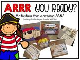 ARRR You Ready? (Activities for learning /AR/)