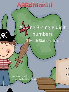 ARR!dition 3 Single-digit Adding