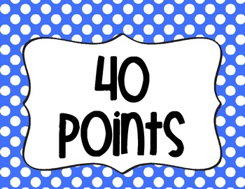 AR/Reading Counts Point Tracker