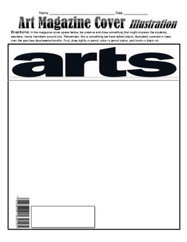 ART  12 Magazine covers