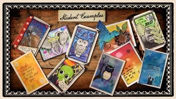 ART: Artist Trading Cards (ATC's)