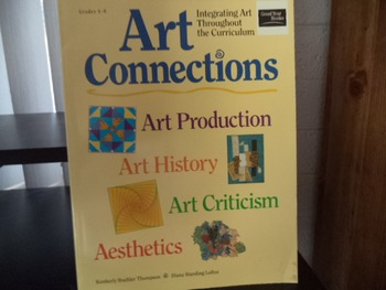 ART CONNECTIONS    ISBN 0 673 36080 6