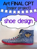 ART - Final major project - Shoe Design - COMPLETE PACKAGE