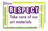 ART Character Education Posters - Respect