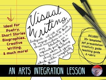 ARTS INTEGRATION : Visual Writing