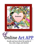 ART: FREE ONLINE APP YOUR STUDENTS WILL LOVE