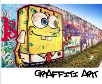ART - Graffiti Art - Inspiration Powerpoint