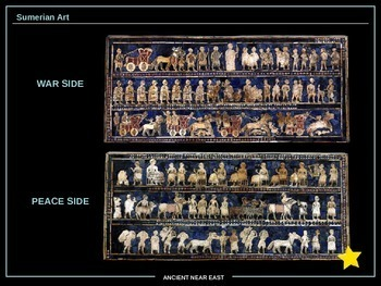 ART HISTORY: The Ancient Near East