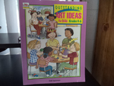 ART IDEASFOR KIDS   ISBN0 8167 25969