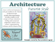 Art Lesson (guided with choice) ARCHITECTURE 2 - FUTURISTIC