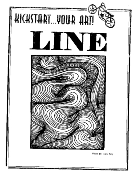 ART LESSONS: KICKSTART YOUR ART #2...LINE