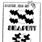 ART LESSONS: KICKSTART YOUR ART #3...SHAPE