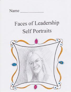 ART-SELF PORTRAIT through LEADERSHIP
