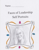 ART-SELF PORTRAIT through LEADERSHIP